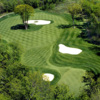 Aerial view from Oakhurst Golf & Country Club