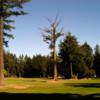 A view of a fairway at Longlands Par 3 Golf Course