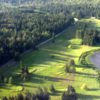 Aerial view from Gabriola Golf and Country Club
