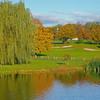 Fall colors at Geneva Farm Golf Course