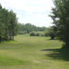 A view from a tee at Rich Valley Golf Club