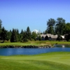 A view of the 12th hole at Semiahmoo Golf & Country Club