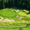 Aerial view from at Morningstar Golf Course