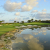 View of a green at  Cancun Country Club - El Tinto Golf Course