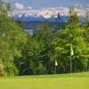 View of a green at Cedar Park Resort