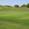 An October view from Lambert's Point Golf Course.