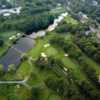 Aerial view from Blue Rock Golf Course