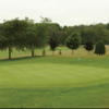 View of the 18th green at Forest Golf and Country Hotel