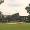 A view of the clubhouse at Cross Creek Resort