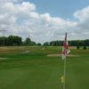 View of the 5th green at Sandy Creek Golf Course