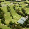 Aerial view from Royal Colombo Golf Club