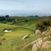 A view of a green at TPC Stonebrae