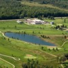 Aerial view from Green Briar Golf Course (Oberdick Photography)