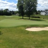 A view of green #18 at Bucks Club