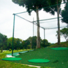 A view of the practice area at Changi Golf Club