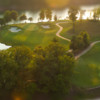 Aerial view from The Reserve At Lake Keowee