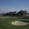 A view of a fairway at Peninsula on the Indian River Bay Golf Club