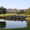 A view of the bridge at hole #5 and #6 from Ruby Hill Golf Club