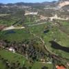 Aerial view of Bodrum Golf Club
