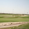 A view of the 10th green at Sahara Golf & Country Club