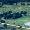 Aerial view from Woodlands Links Golf Course