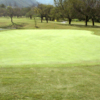 A view of the 4th green at Mitras Course from Club Campestre Monterrey