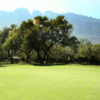 A view of the 8th hole at Sierra Course from Club Campestre Monterrey