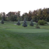 A view of the 14th green at Sutton Creek Golf and Country Club