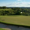 A view of the 2nd green at University of Texas Golf Club