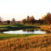 A fall view from Seven Lakes Golf Course