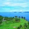 A view from Sutera Harbour Golf Club