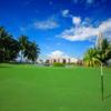 A view of a hole at Sutera Harbour Golf Club