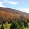 A fall view from Falkirk Estate & Country Club