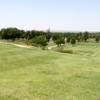 A view from Lake Carlsbad Golf Course