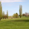 A view from fairway #1 at Sage Hills Golf Resort