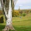A view of green #9 at Sage Hills Golf Resort