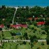 Aerial view from Oakwood Resort