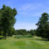 A view of a tee at ESTEC Golf Club