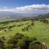 Aerial view from the King Kamehameha Golf Club