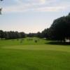 A view of a green at Zeegersloot Golf Club