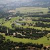 Aerial view from Montenmedio Golf & Country Club