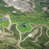 Aerial view of Cerrado del Aguila Golf & Resort