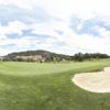 A view of hole #2 at El Bosque Golf Club