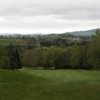 A view of the 9th fairway at Delgany Golf Club