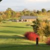A view from tee #2 at Dunmurry Springs Golf Club