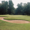 A view of hole #10 at Crooked Hollow Golf Club