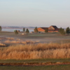 A fall view from Lake Region Golf Course