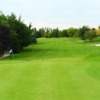 A view of green #4 at Rocca Golf Club