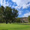 A view of green #4 from Pine Glen at Sycuan Resort