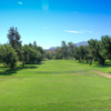 A view from the 10th tee at Pine Glen from Sycuan Resort
